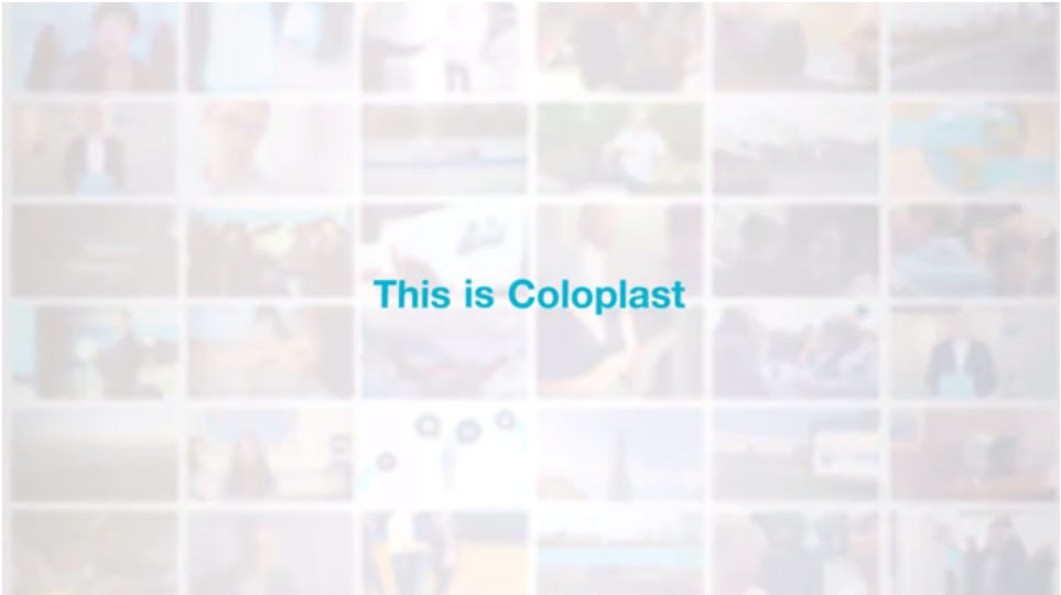 Команда Coloplast?